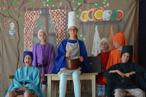 Theaterworkshop Altmünster 2014